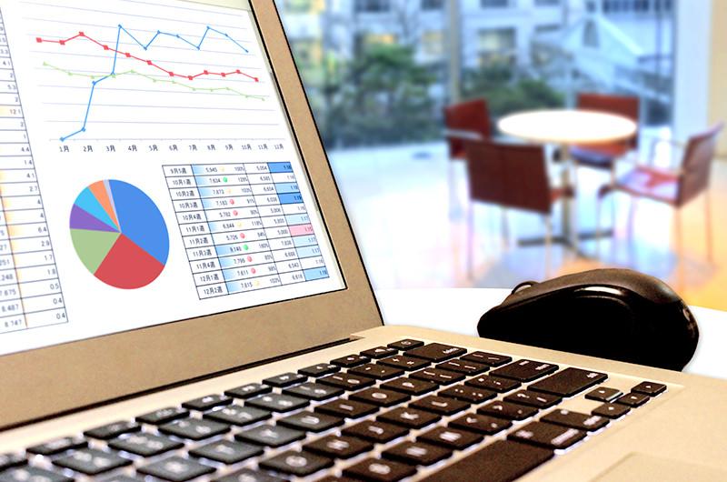 月次決算報告を行い、経営体の「見える化」をバックアップ